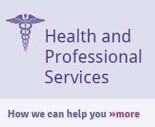 Health and Professional Services